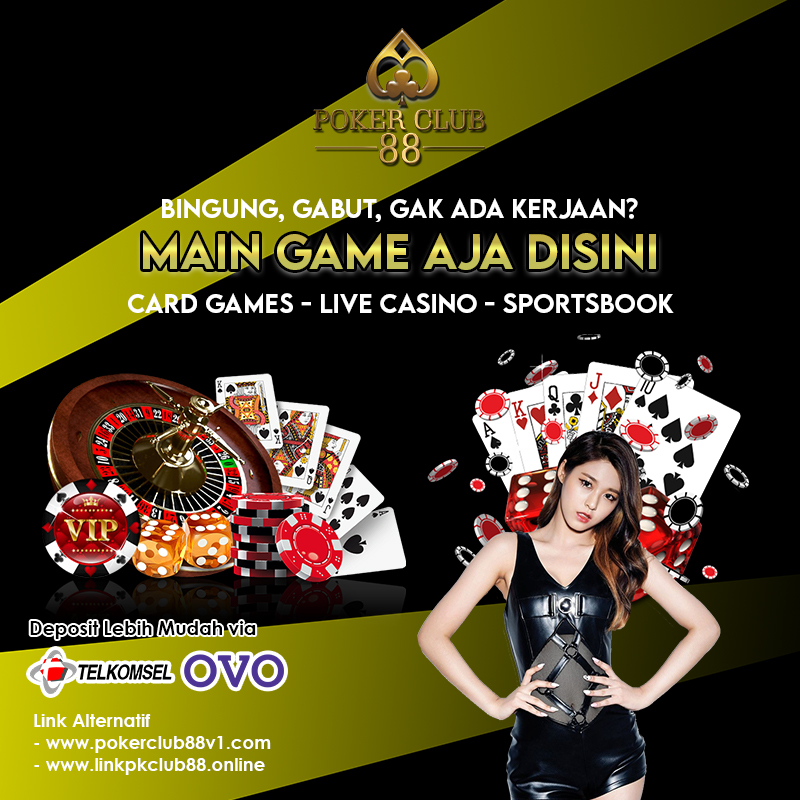 Serunya Bermain Game Pokerclub88
